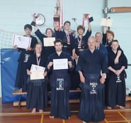 Canterbury Kendo takes out South Island Championships
